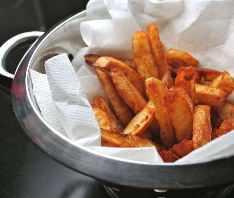 Nigella fries