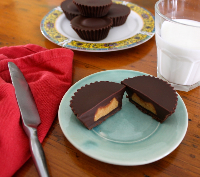 Peanut butter cups 1